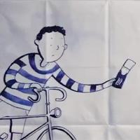 Papírzsepin animáció