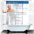 Közösségi zuhanyfüggöny