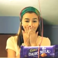Cadburry. Oszd meg a boldogságot!