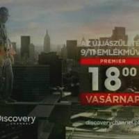 [ReZe365] Discovery Channel - Az újjászületés: 9/11 emlékműve Ajánló Promo 2011