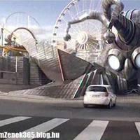 [ReZe365] Nissan Note Autó Reklám 2013 (Innovációs napok)