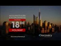 [ReZe365] Discovery Channel - Az újjászületés: 9/11 emlékműve Ajánló Promo 2011 #2