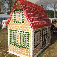 Az ország legnagyobb mézeskalács háza