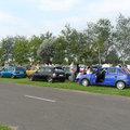 Tömeges Opel felvonulás: a legtöbb Corsa egy sorban