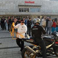 Motorlefogás ismét: Sinka Zsolt 23. hazai rekordja