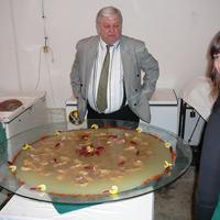 A legnagyobb kocsonyás tányér a világon