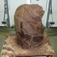 A világ legnagyobb csokoládészobra