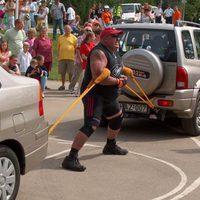 Nick Árpi Guinness-rekorder bemutatója