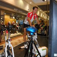 Maratoni áramtermelés szobakerékpárokkal: 48 órás rekord