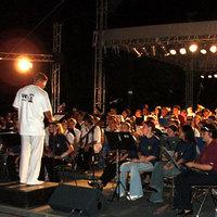 A legnagyobb létszámú ifjúsági fúvószenekar koncertje