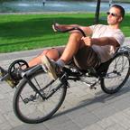Mutáns-biciklis felvonulás