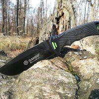 Ganzo G8012 kés teszt - Masszív mindenes