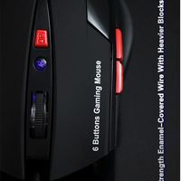 Gamer egér - XinMeng XM-M398 teszt