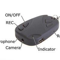 Mini távirányító kinézetű kém kamera teszt