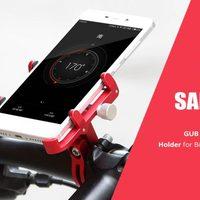GUB Plus 6 és INBIKE kerékpár komputer telefontartó teszt - Harc a kormányért