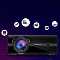 Alfawise A12 projektor teszt – Hihetetlen olcsó, hihetetlen jó