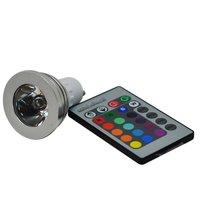 RGB LED izzó teszt - hangulatvilágítás bárhova