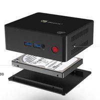 Beelink Gemini X45 mini PC teszt – HTPC, TV box és munkaállomás egyben?