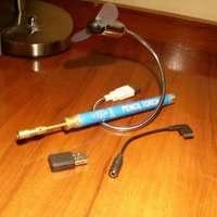 USB ventilátor teszt FRISSÍTVE