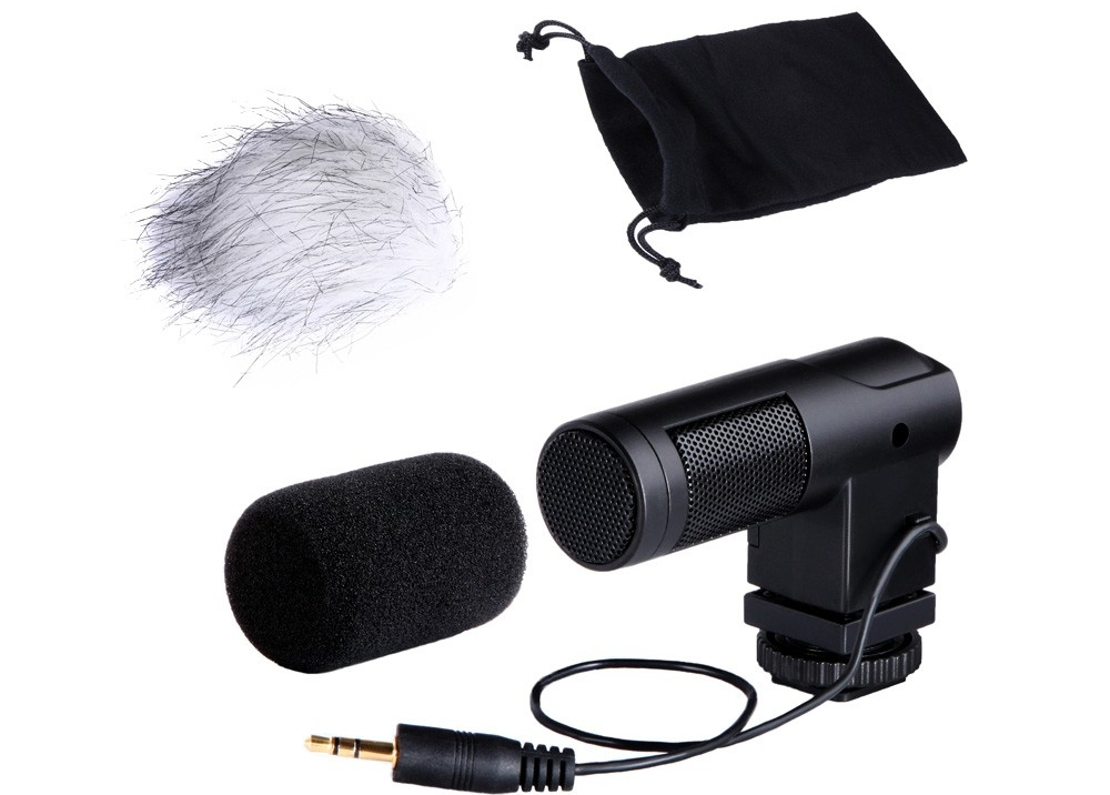 Boya BY-V01 mikrofon.