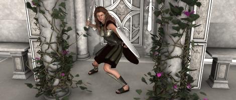 Kérésre készített kép: Őr valami webes játékhoz