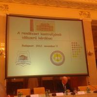 A rendészet kontrolljának időszerű kérdései - konferencia-beszámoló