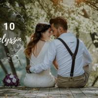 Álomesküvő – Tökéletes helyszín kerestetik!