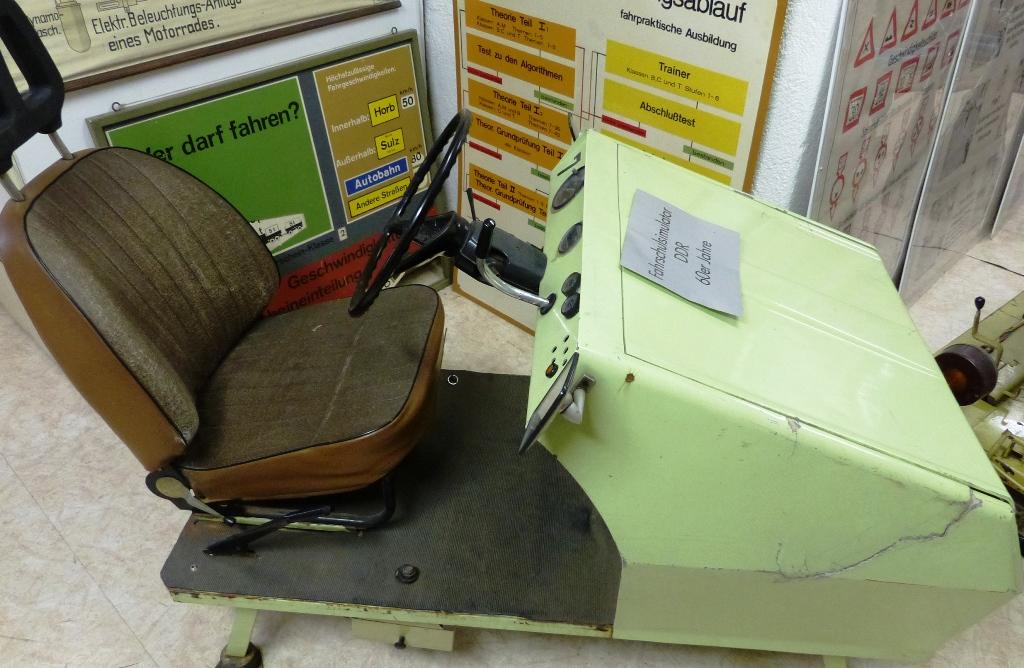 Trabant szimulátor