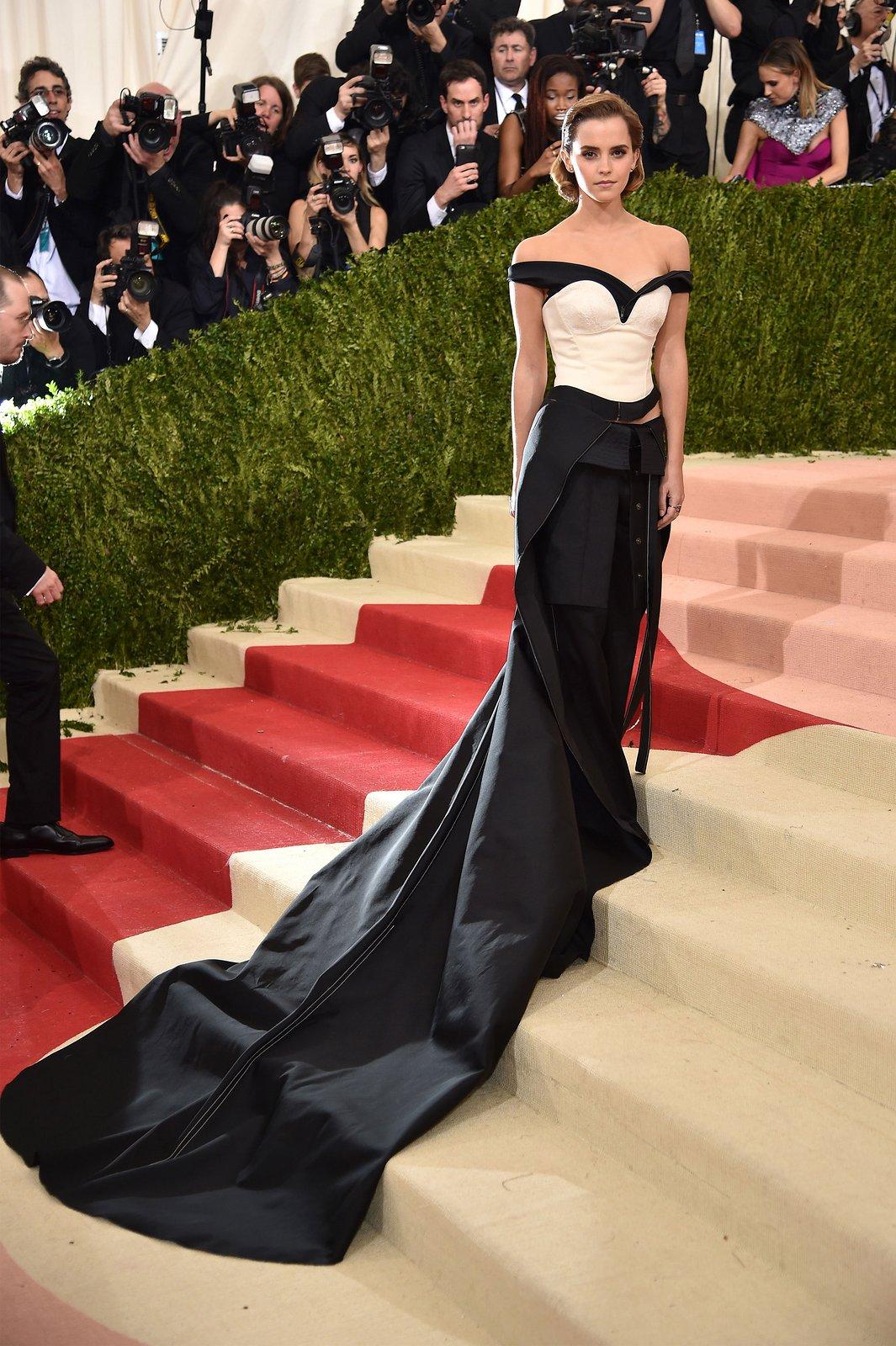 Emma Watson<br />Calvin Klein