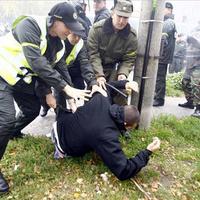 Szurkolóinkat ütötték Dunaszerdahelyen