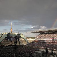 U2 koncerten voltunk Dublinban