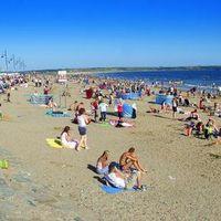 10 legszebb strand Írországban: 2.Tramore
