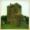 Írországi kastélyok - Aughnanure Castle - Galway