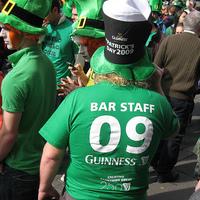 St. Patrick nap képekben - Dublin 2009