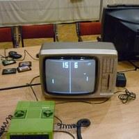 Egy kiállítás gépei- 4. Retro videó - és kvarcjáték kiállítás