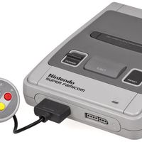 Gépismertető- Super Nintendo Entertainment System