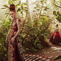 Ilyen ruhákat a mesékben sem látsz: álomszép couture kínai tervezőtől