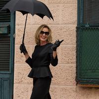 69 éves, és kifogástalanul öltözködik: Jessica Lange stílusa kifinomultan nőies