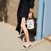 Így viseld a lapos talpú cipőt sikkesen: Olivia Palermo megmutatja