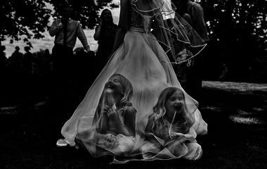 10 kreatív esküvői fotó: minden pár ilyen képekről álmodik