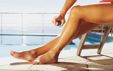 Vízálló barnító spray házilag: nyári szín pillanatok alatt