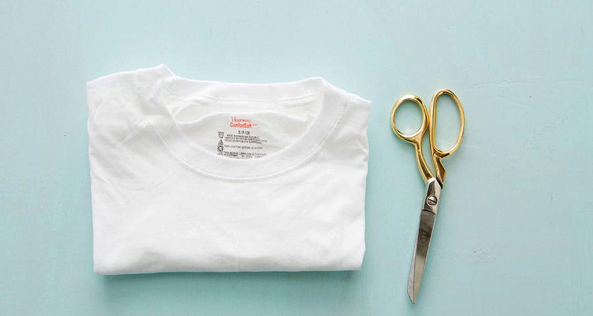 6 szupercsajos kiegészítő, amit egy régi pólóból készíthetsz el