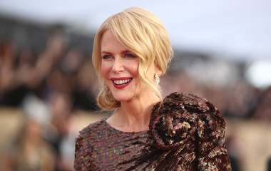 Botox nélkül sokkal jobban fest az 50 éves Nicole Kidman: gyönyörű ruhákban fotózták