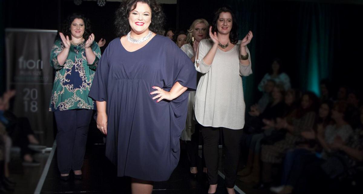 Dögös, magyar plus size divat: kényelmesek és nőiesek a fiori fashion ruhái