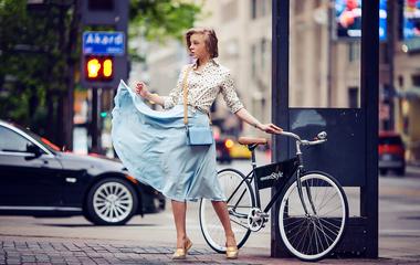 Bringával mész dolgozni? Így öltözz fel sikkesen!