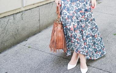 5 nőies ötlet, hogy viseld a maxiszoknyát: ihletadó képeken az idei divat