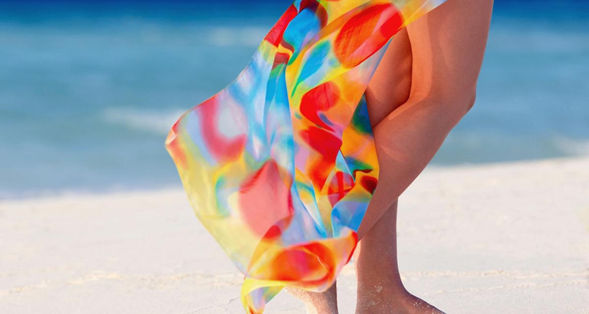 Maxiszoknya, nyári ruha és kimonó is lehet a kendőből: szuper tippek