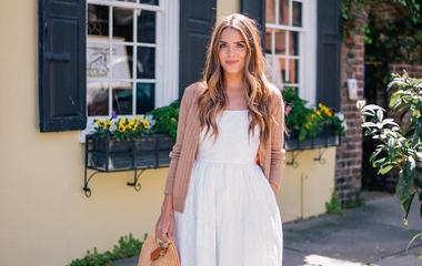 Így viseld a fehéret most tavasszal: 20 tündéri szettet mutatunk