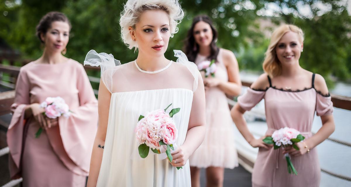 Divatbloggerek mutatják be az esküvői trendeket - Debreczeni Zita képei