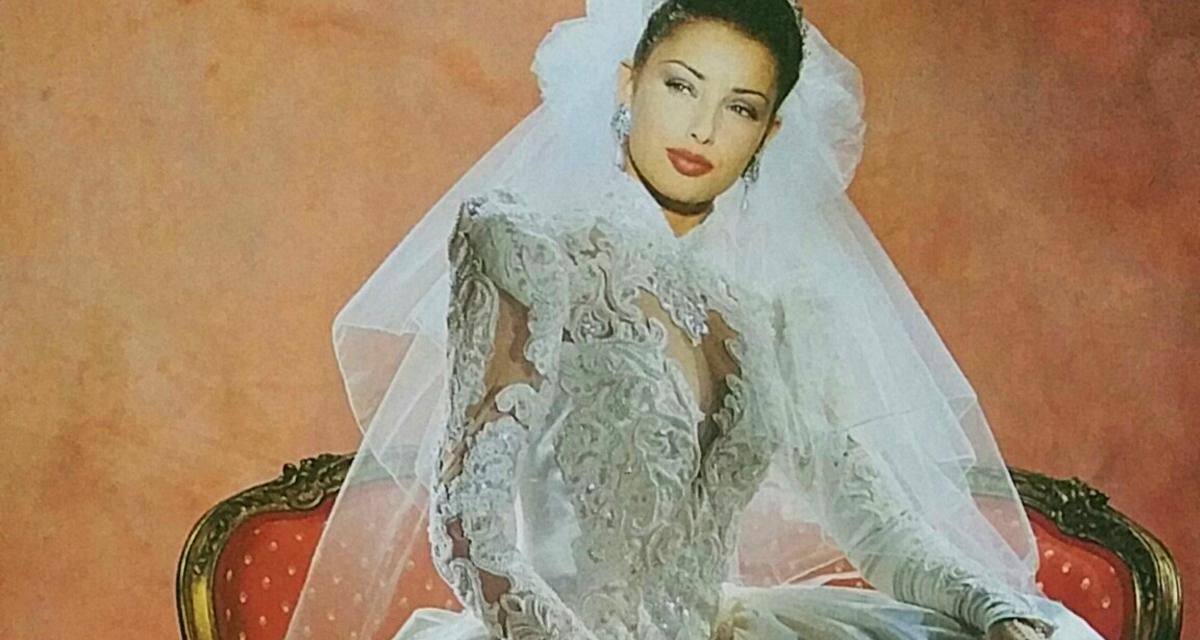 Ilyen esküvői ruhában mentek férjhez a '90-es években - Nem hiszel a szemednek